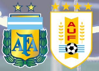 Argentina vs Uruguay: how and where to watch