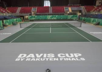 Davis Cup organisers hoping for magic start in Madrid