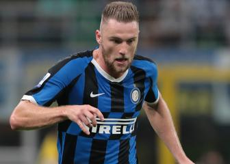 Real Madrid, Barcelona in reported battle for Skriniar