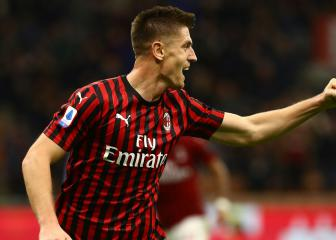 Piatek aiming to be worth €70m by the time he leaves AC Milan