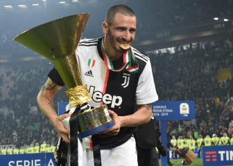 Bonucci rewarded with new Juventus contract