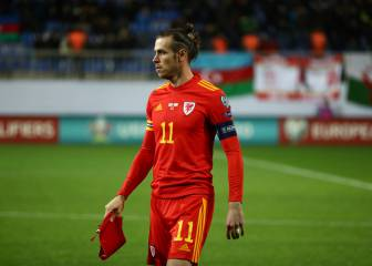 Bale starts for Wales after Madrid disappearing act