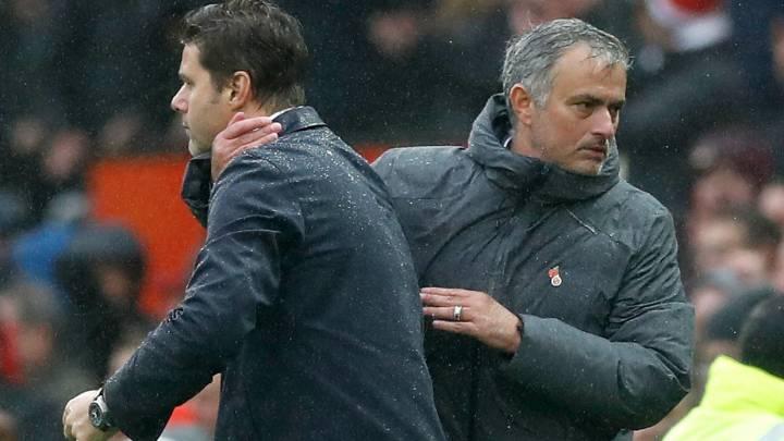 Tottenham Mourinho Replaces Pochettino As Com
