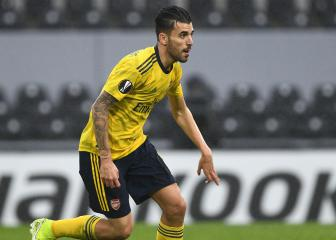 Arsenal blow as Dani Ceballos is ruled out til mid-December