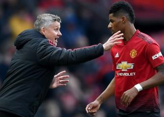 Solskjaer, not Pochettino, is right man for Utd - Rashford