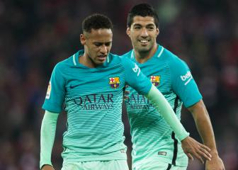 Suárez: Barcelona stars had no say in Neymar transfer talk