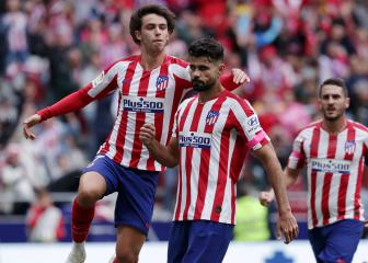 João Félix back fit as Atlético face up to Costa absence