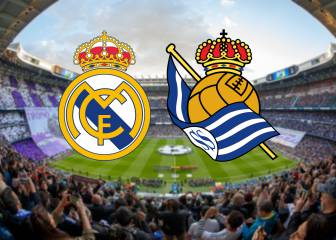Real Madrid vs Real Sociedad: how and where to watch