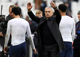 Spurs turn on the style to make Mourinho's return a special one