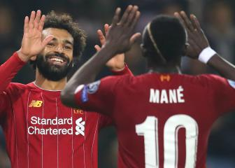 Salah, Mané and Aubameyang up for African Player of the Year