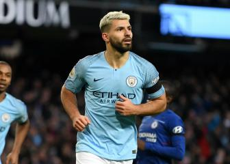 Aguero set to miss Manchester derby and a