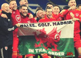 'Wales. Golf. Madrid. In that order' Mijatovic not entirely to blame