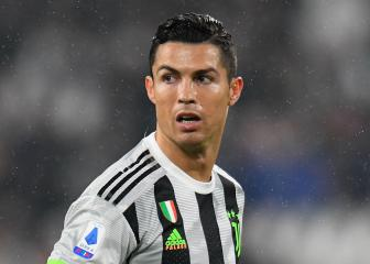Cristiano Ronaldo named in Juventus squad for Atlético