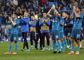 Zenit keep their dreams alive