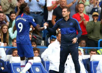 Lampard hopeful over Abraham injury