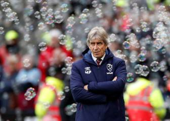 Pellegrini: West Ham still playing for European football