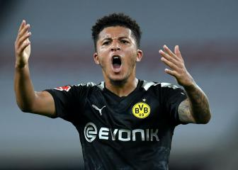 Jadon Sancho set for January move with Man Utd on alert