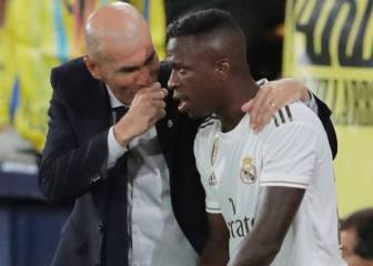 Zidane rules out Vinicius loan move in January