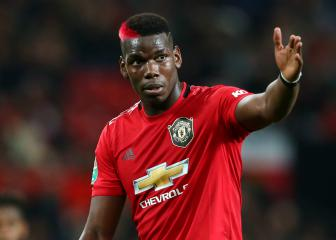Paul Pogba could return against Spurs
