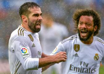 Carvajal nicks winner for Real Madrid at Mendizorroza