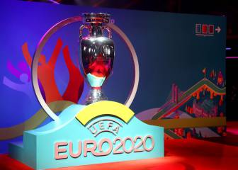 France, Germany and Portugal drawn in same Euro 2020 group
