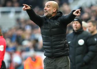 Guardiola insists Man City played at 'good level' in Newcastle draw