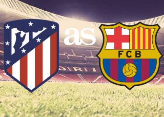 Atlético Madrid vs Barcelona: how and where to watch