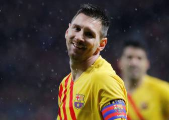 Messi breaks Atleti hearts