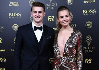 De Ligt scoops Kopa Trophy for best young player