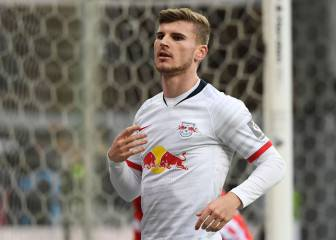 Atlético Madrid want Timo Werner - reports