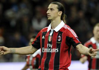 Ibrahimovic targets Serie A return to club that