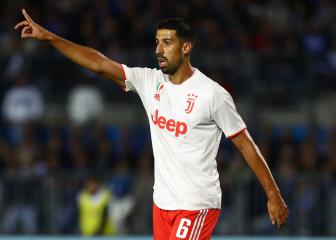 Surgery set to keep Khedira out for three months