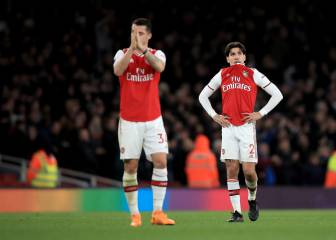 Arsenal nightmare continues with home defeat to Brighton