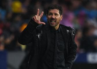 Simeone says he has not lost Atlético Madrid dressing room