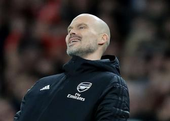 Ljungberg concedes Arsenal suffering crisis of confidence