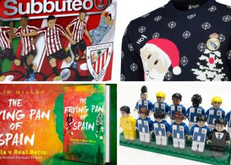AS English 2019 Spanish football-related Christmas gift guide