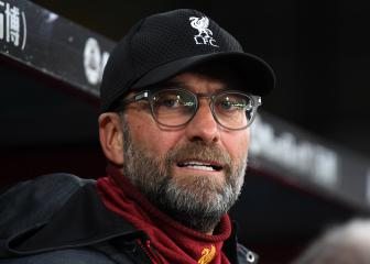 Liverpool boss Klopp hints at January striker signing