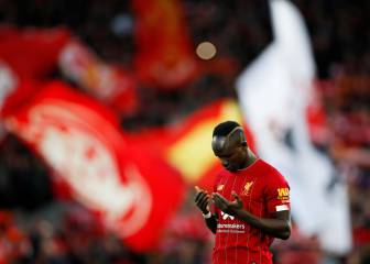 Liverpool's Sadio Mané proud of Ballon d'Or recognition