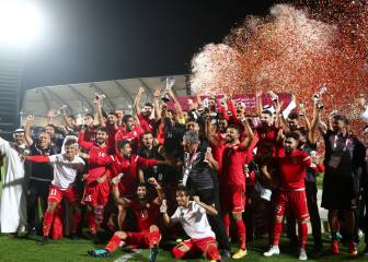 Bahrain win the 2019 Gulf Cup