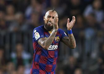 Barcelona cannot afford to lose Vidal in January says Bartomeu
