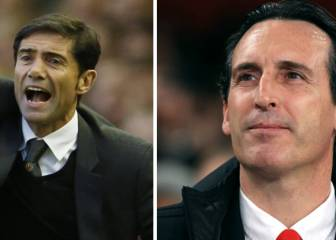 Marcelino and Emery in pole position for Premier posts