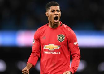 'Rashford like Ronaldo', says Solskjaer