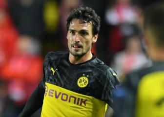 Hummels wake-up call for quiet men of Borussia Dortmund