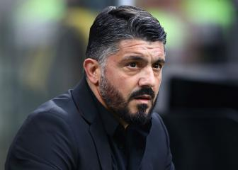 Napoli appoint Gattuso as new coach