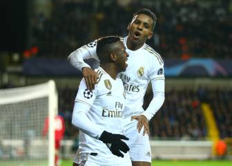 Real Madrid news in brief: Vinicius, Rodrygo, Hazard, Casemiro...