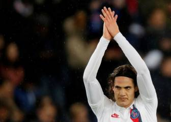 Cavani tweet bears hallmarks of PSG goodbye