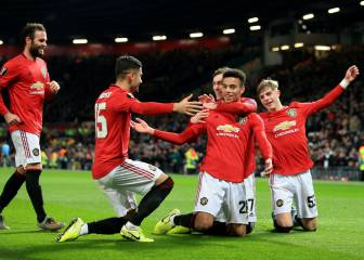 Manchester United thrash AZ Alkmaar in final group game