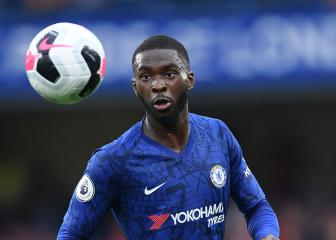 Chelsea's Fikayo Tomori signs new five-year deal