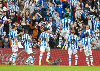 Real Sociedad and Barcelona share the points at Reale Arena