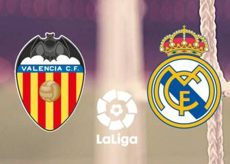 Valencia vs Real Madrid: how and where to watch